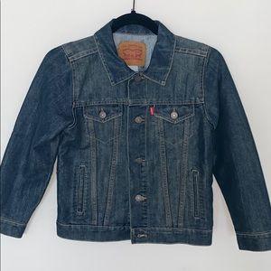 Vintage Levi's Denim Jacket. Size Small